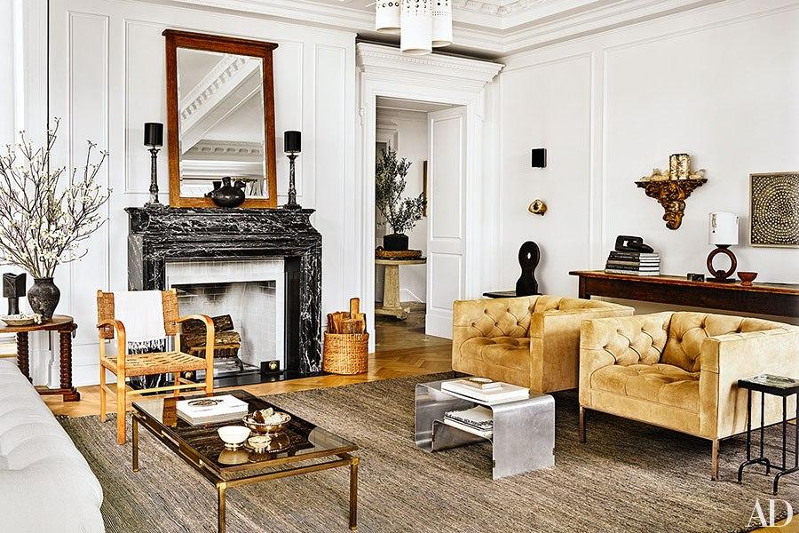 salón,alfombra,sillones,espejo