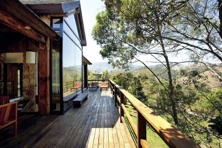 4 terraza casa de cristal piedra madera arquitectura decoratualma dta porche