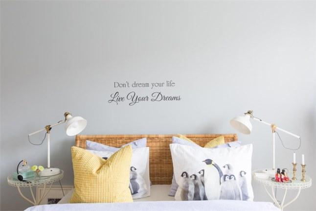 8 Cabecero con mensaje decoratualma dta