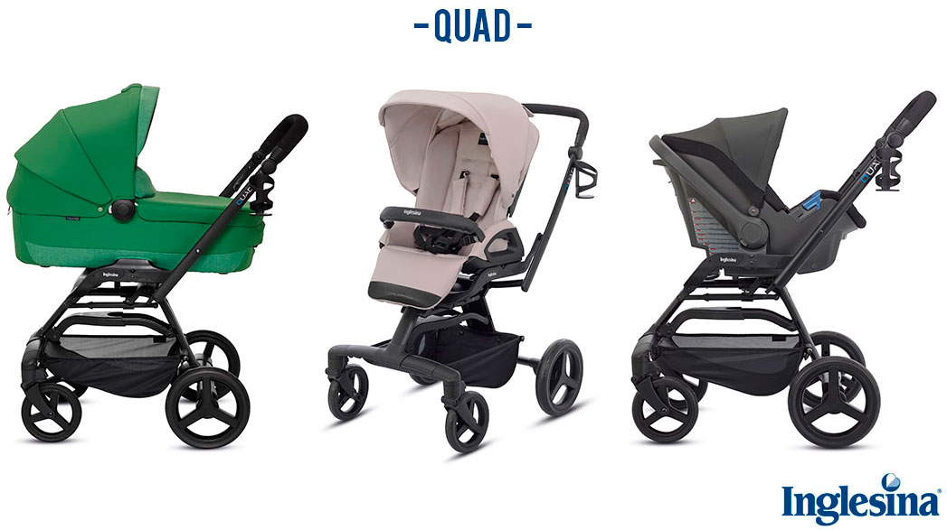 Inglesina carrito coche de bebe