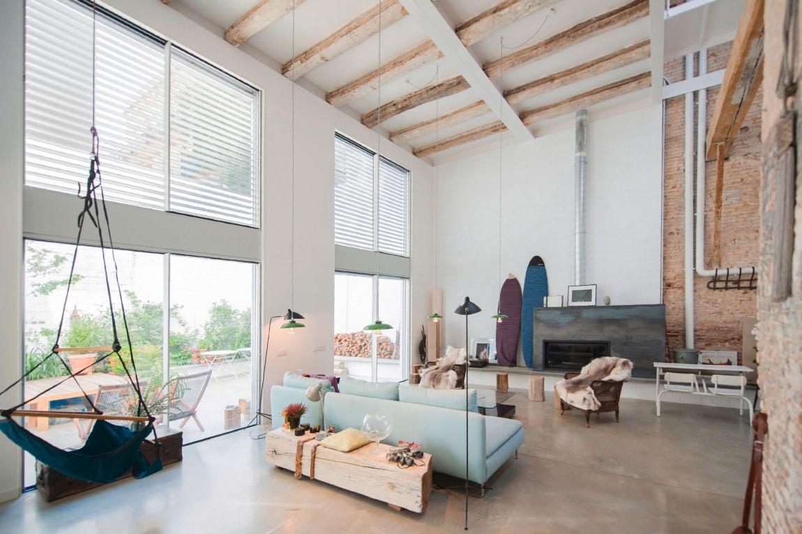 3 hipster living room salon zona de esta decoratualma dta casa loft