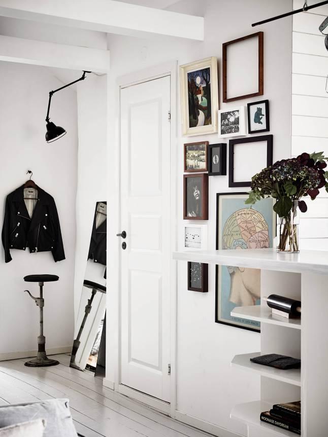 Buhardilla de estilo n rdico industrial 50m decoratualma for Decorar piso pequeno estilo nordico