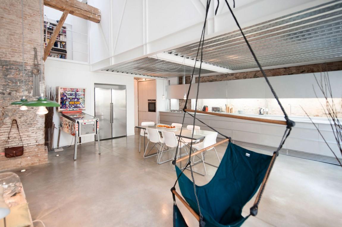 6 hipster cocina comedor maquina recreativos decoratualma dta