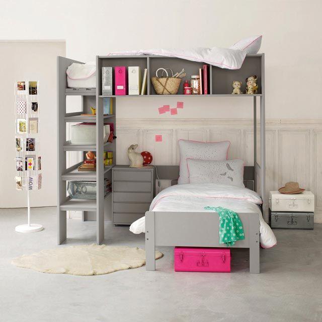 Dormitorio infantil para dos decoratualma dta compartido compartir