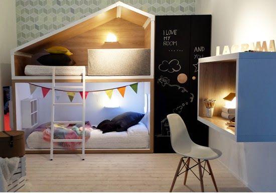 decoratualma dormitorio infantil litera DTA