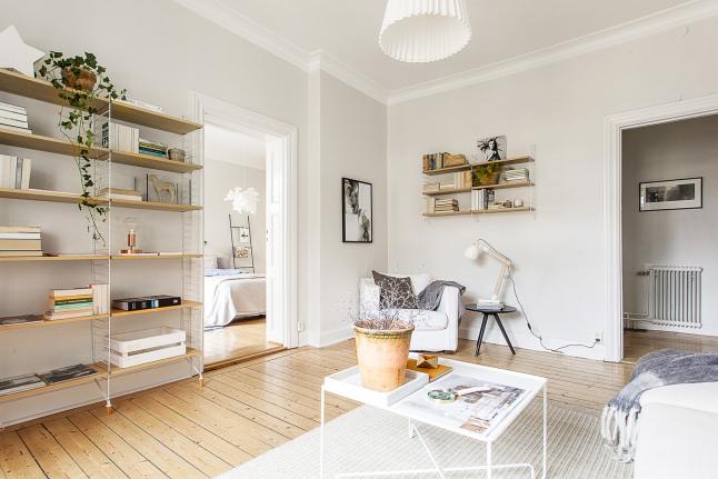 4 rincon salón acceso dormitorio decoratualma string