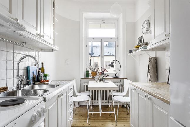 8 cocina con espacio comedor decoratualma