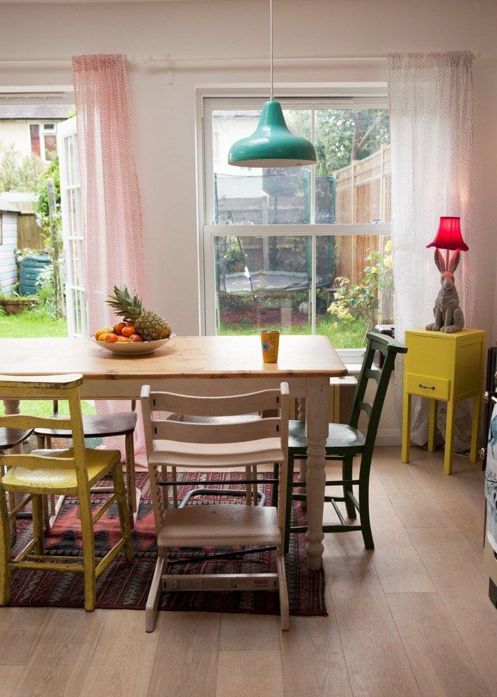10 cocina vistas patio jardin trasero decoratualma