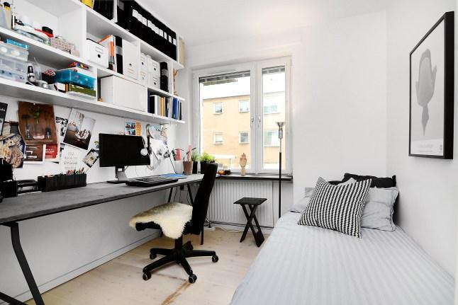 13 dormitorio infantil espacio de trabajo adolescente