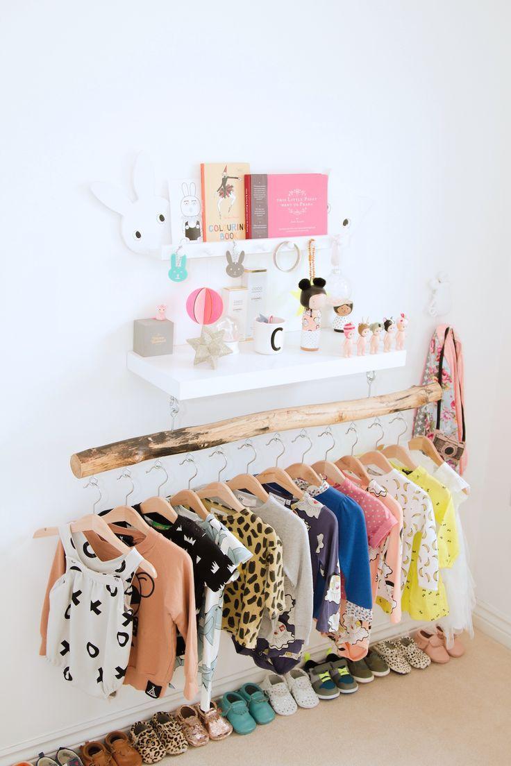 vestidor boho infantil decoratualma
