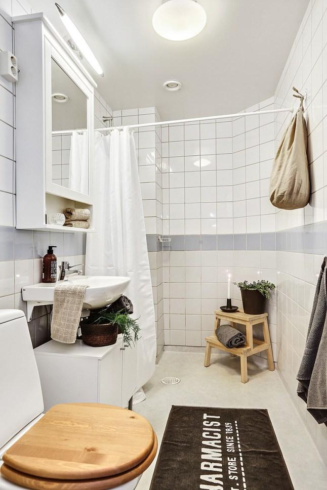18 baño