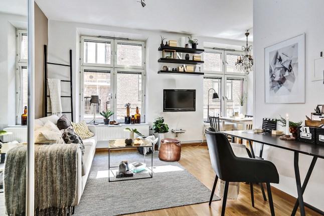 2 un apartamento ideal - salón decoratualma dta