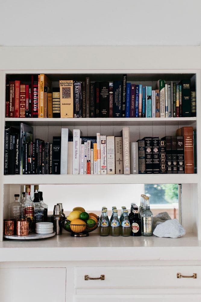 6 estanteria libros colores