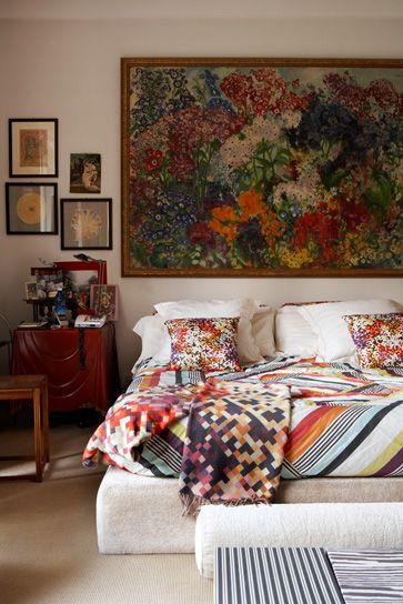 Dormitorio estilo étnico decoratualma dta