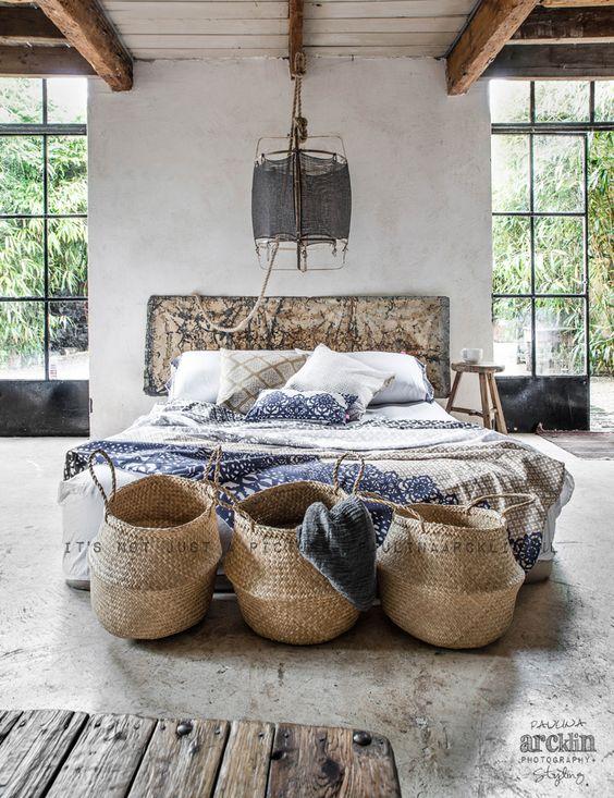 Dormitorio nordico acogedor decoratualma dta