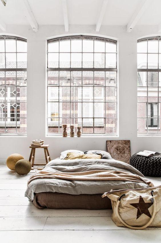 New dormitorio