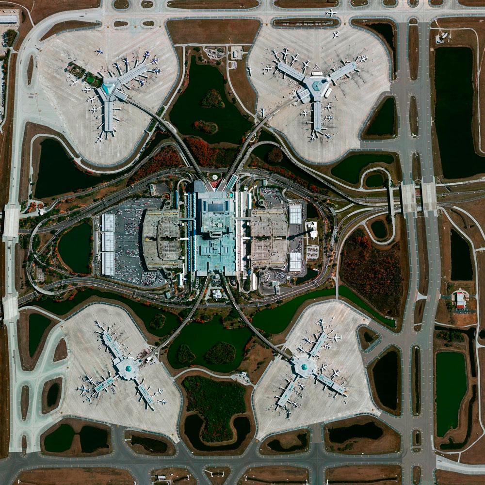 Aeropuerto internacional Orlando, Florida, USA