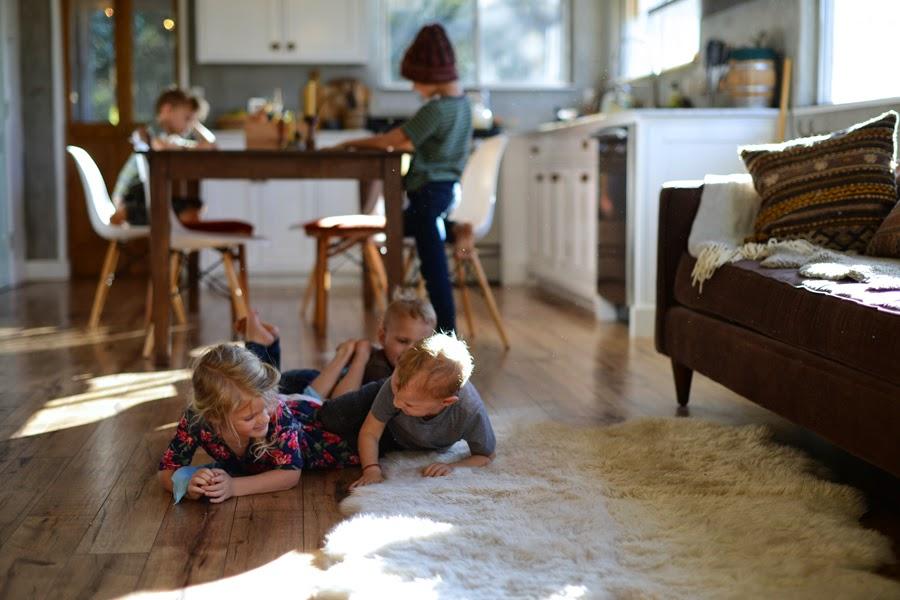 Cocina niños jugando decoratualma dta
