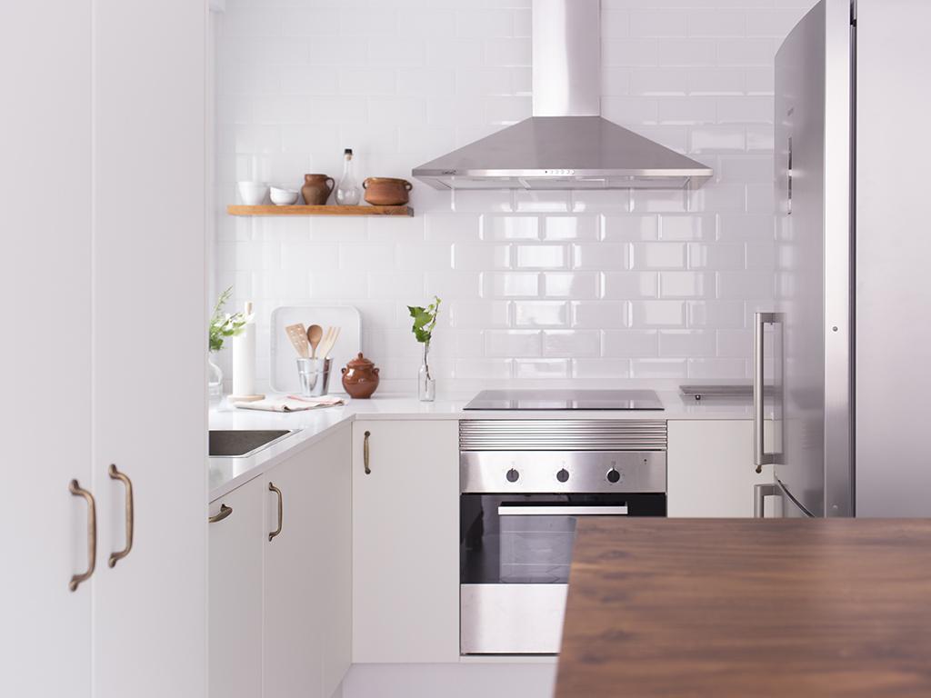 Cocina nordico industrial Romaandro decoratualma dta