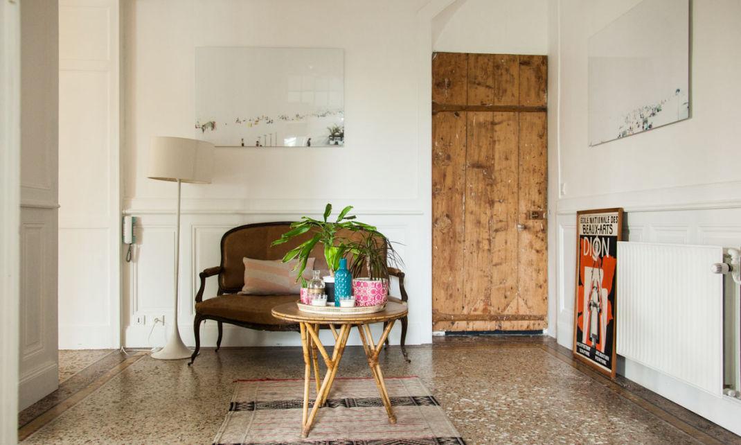 Recibidor casa decoratualma dta distribuidor boho