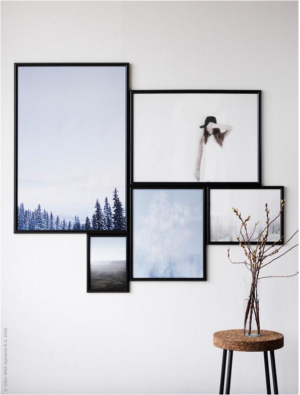 Marcos Para Varias Fotos Ikea. Stunning Pisos Decoracin Nrdica Espaa ...