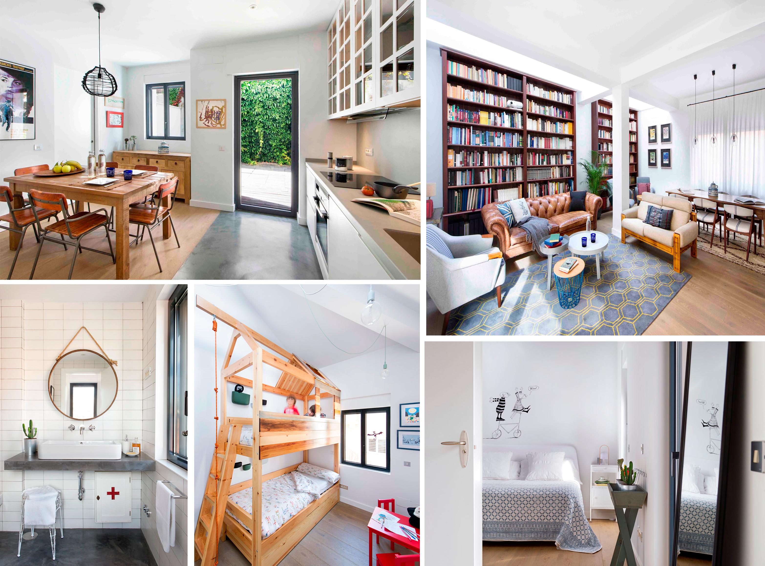 Proyecto: una casa de libro (más)