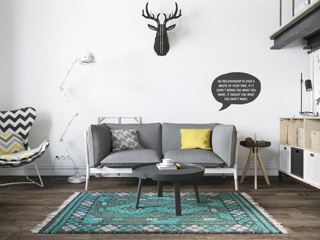 1 Mini loft en praga - Decoratualma DTA