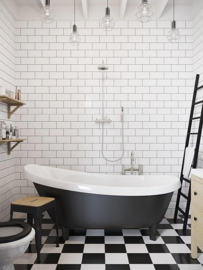 18 baño bañera