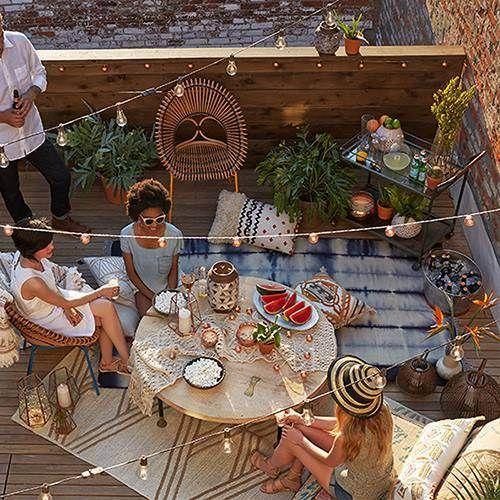 terraza amigos verano primavera chill out decoratualma