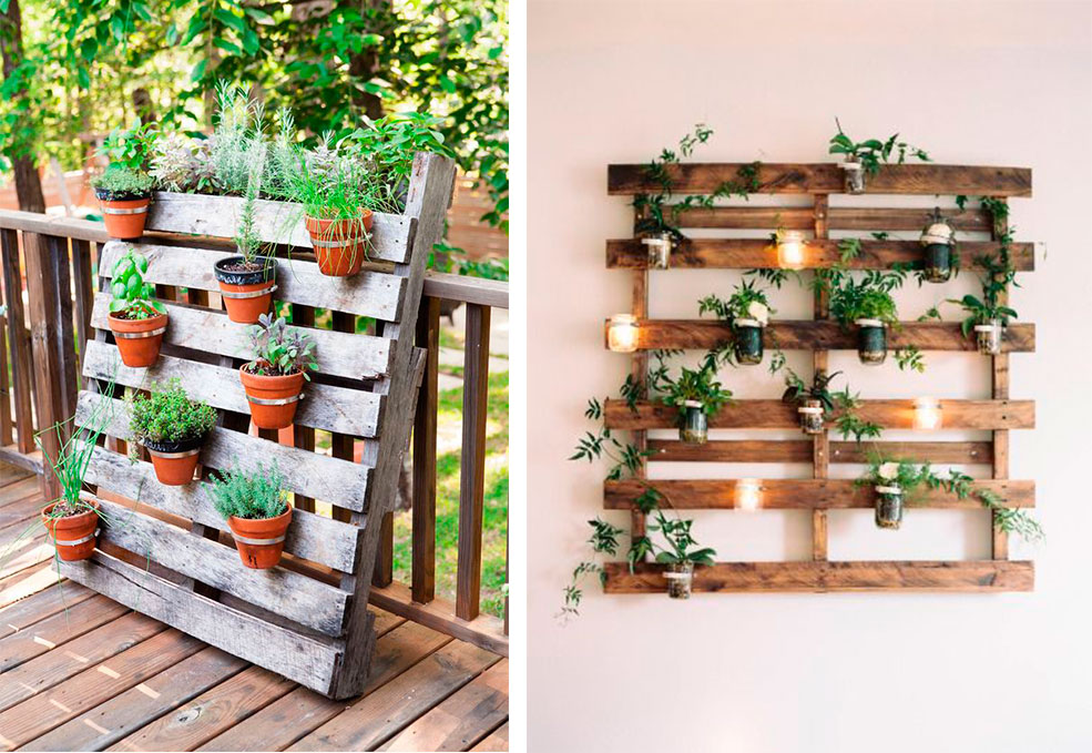 Un jard n en vertical decoratualma for Materas para jardines verticales