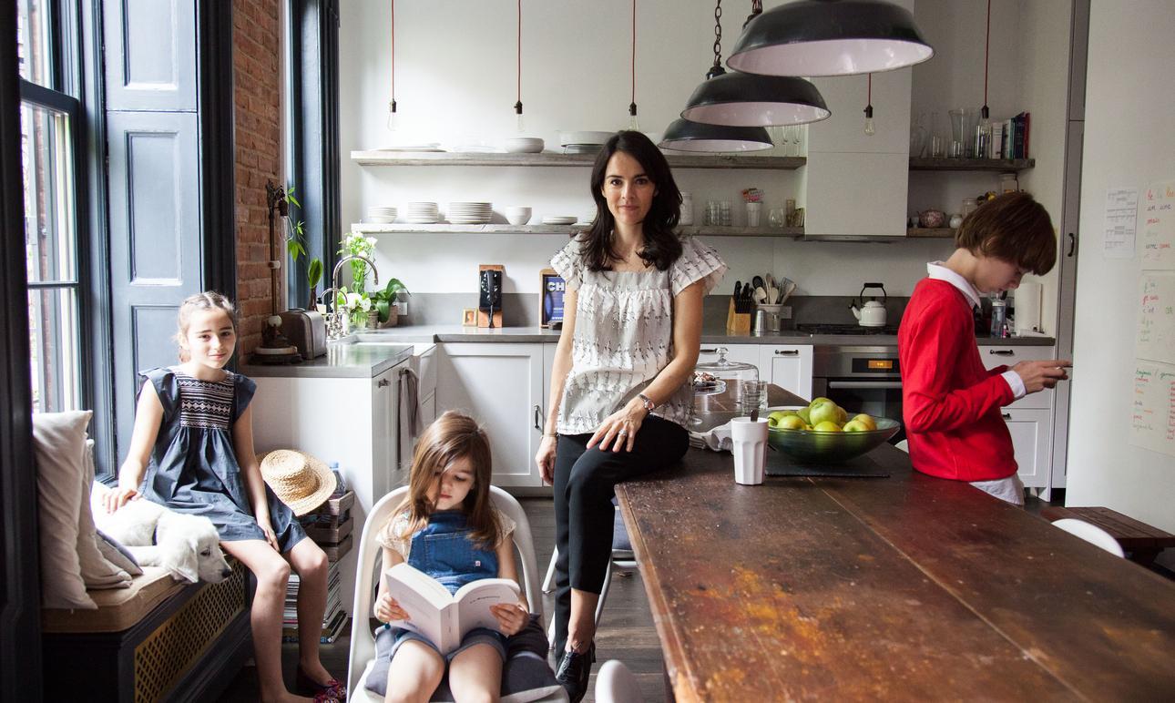 Decoratualma casa cocina comedor estilo industrial chic recuperado