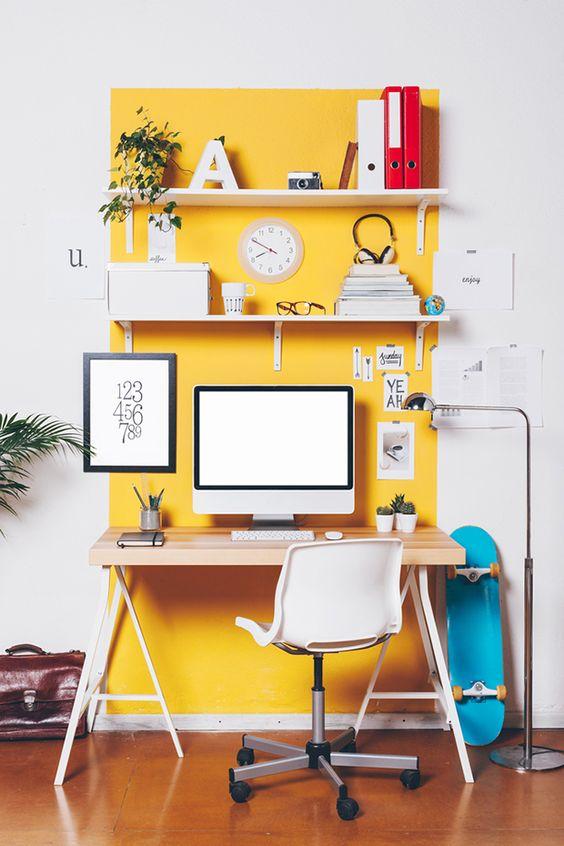 Minimalista y diseño, espacios de trabajo