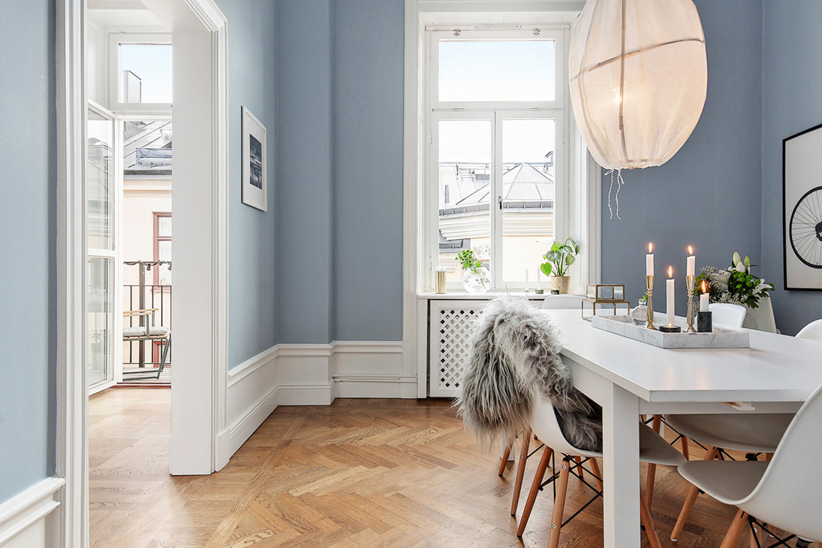 duplex escandinavo decoratualma. Black Bedroom Furniture Sets. Home Design Ideas