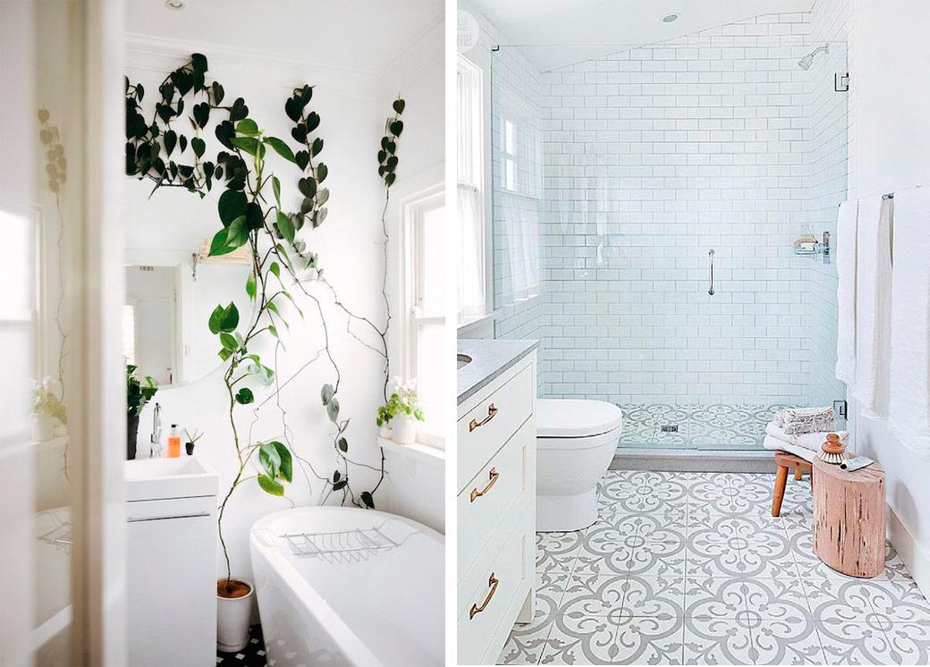 C mo escoger los muebles del cuarto de ba o decoratualma for Amueblar bano