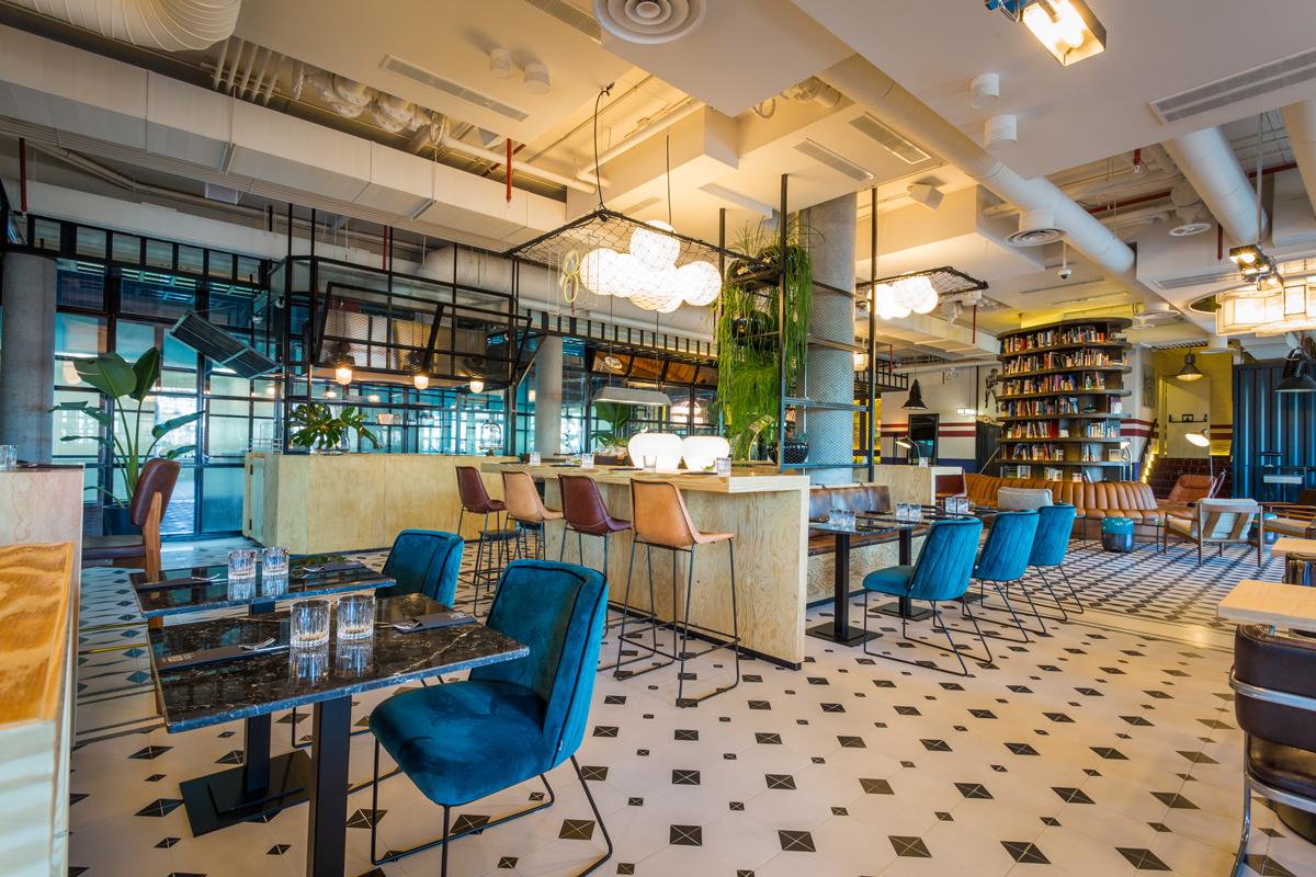 4 hoteles de moda en la capital decoratualma - Hoteles de diseno en espana ...