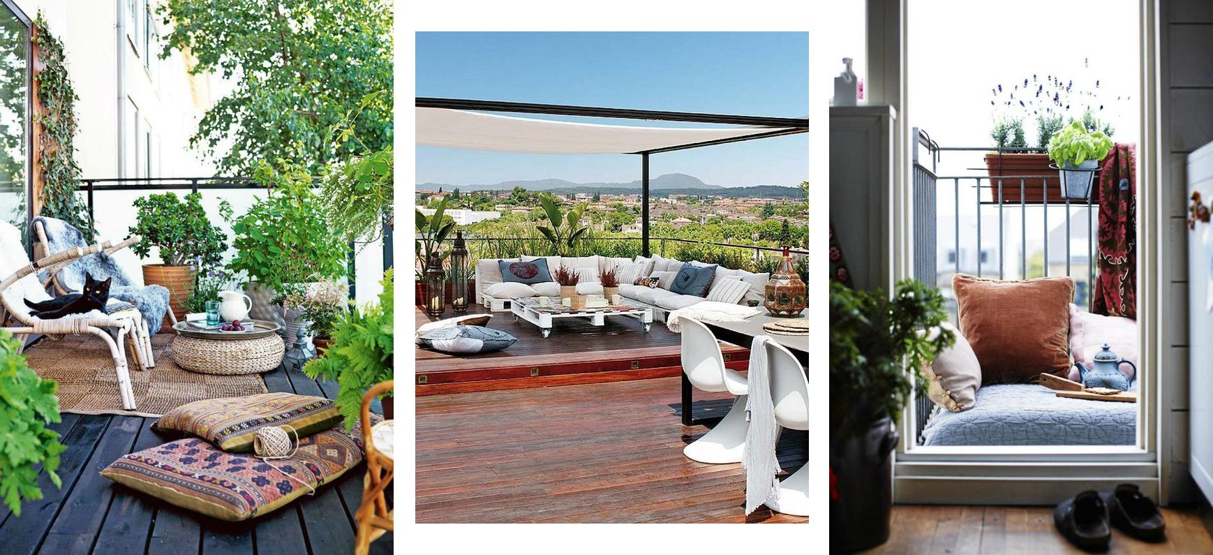 Claves para poner a punto tu terraza decoratualma for Que significa terraza