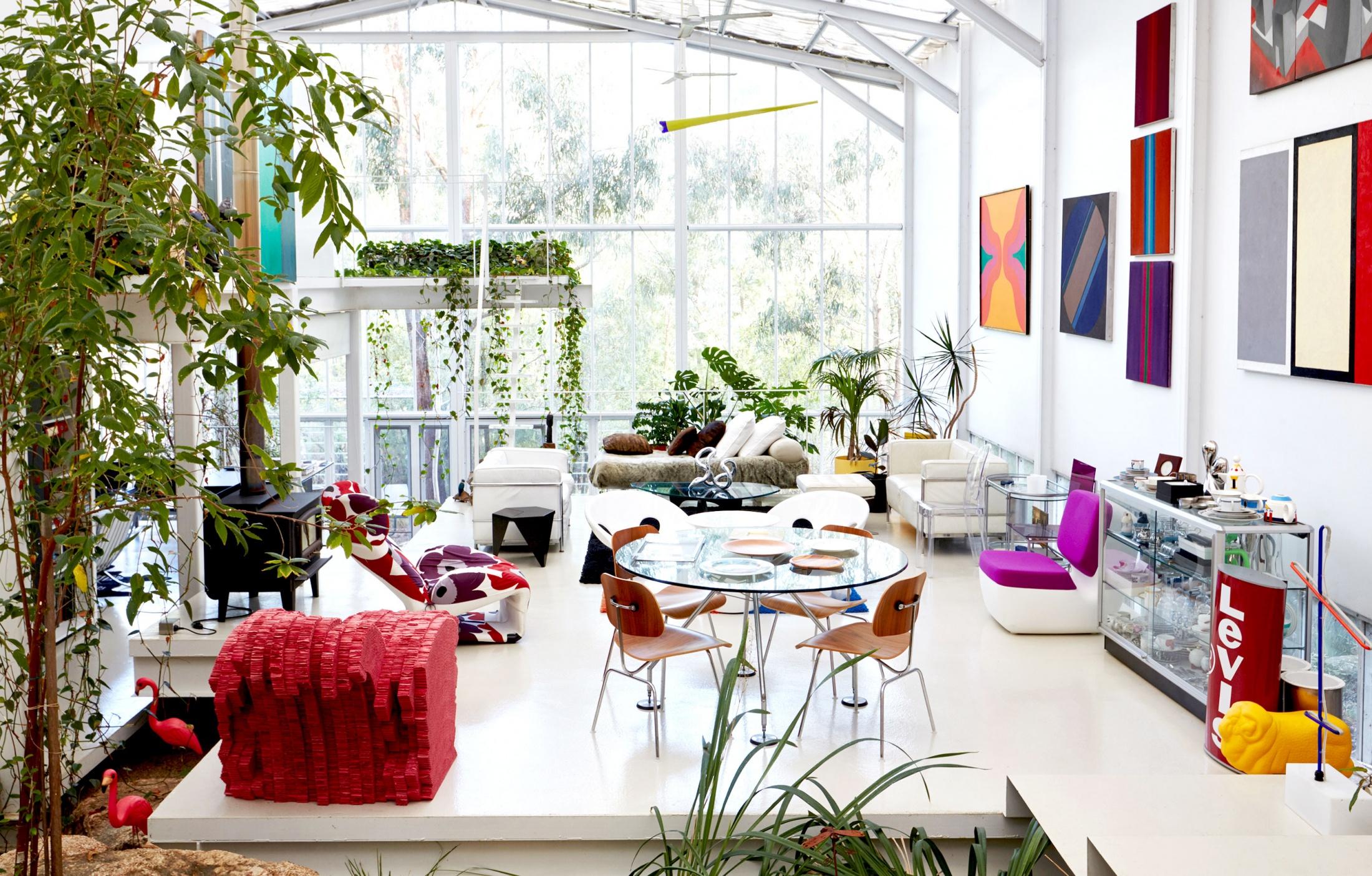 Casa invernadero general decoratualma