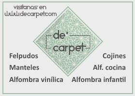 decarpet-felpudos alfombras vinilicas