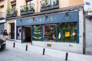 LeCircus, todo un espectáculo de tienda