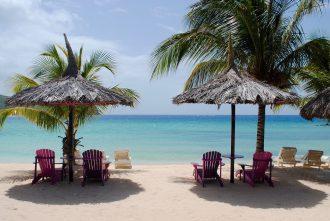 Viajar al caribe en familia con los peques