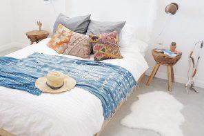Consejos para vestir la cama en verano 🌞